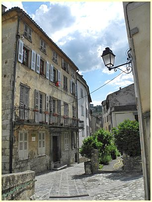 vieux Bourg oder Ville forte - Entrevaux