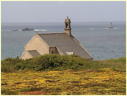 Chapelle Saint-They - Pointe du Van
