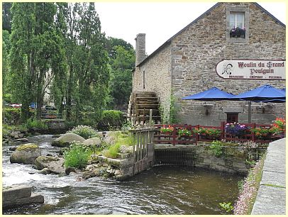 Moulin du Grand Poulguin - Pont-Aven