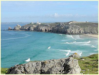 Pointe du toulinguet camaret sur mer halbinsel crozon - Office du tourisme de camaret sur mer ...
