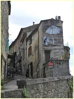 Gasse in Bonnieux