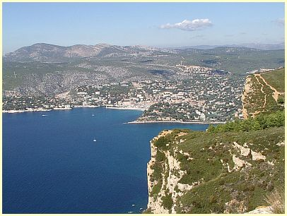 Cassis - Cap Canaille